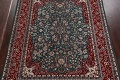 Floral Green Aubusson Oriental Area Rug 8x10 image 3