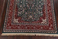 Floral Green Aubusson Oriental Area Rug 8x10 image 8