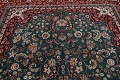 Floral Green Aubusson Oriental Area Rug 8x10 image 11