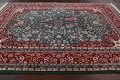 Floral Green Aubusson Oriental Area Rug 8x10 image 13