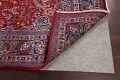 Floral Mashad Persian Red Area Rug 7x10 image 7