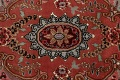 All-Over Floral Tabriz Persian Runner Rug 3x12 image 10