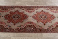 All-Over Floral Tabriz Persian Runner Rug 3x12 image 13