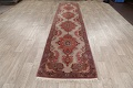All-Over Floral Tabriz Persian Runner Rug 3x12 image 14
