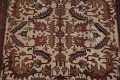 Antique All-Over Heriz Persian Area Rug 6x9 image 4