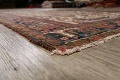 Antique All-Over Heriz Persian Area Rug 6x9 image 6