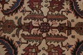 Antique All-Over Heriz Persian Area Rug 6x9 image 11