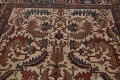 Antique All-Over Heriz Persian Area Rug 6x9 image 14