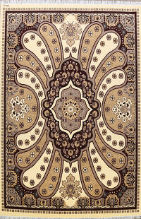 Geometric Art Deco Turkish Oriental Area Rug 10x13