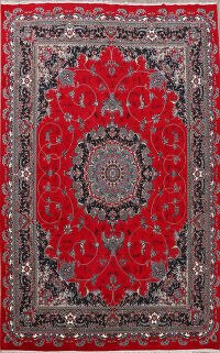 Traditional Tabriz Oriental Area Rug 10x13