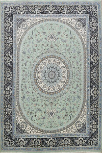 Traditional Kashan Oriental Area Rug 10x13