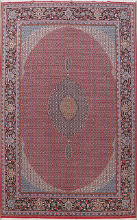Geometric Bidjar Turkish Area Rug 10x13