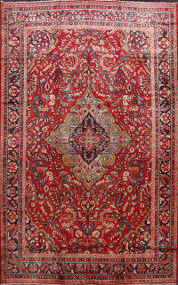 Geometric Lilian Persian Area Rug 10x13