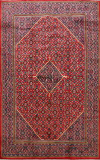 Geometric Mahal Persian Area Rug 10x13