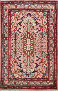Floral Lilian Persian Area Rug 3x5