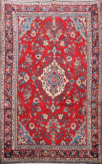 Floral Lilian Persian Area Rug 4x7