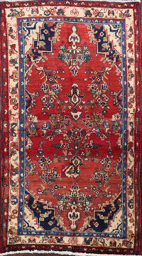 Floral Lilian Persian Area Rug 4x6