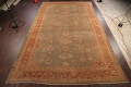 Pre-1900 Antique Sultanabad Persian Rug 13x20 image 2
