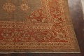 Pre-1900 Antique Sultanabad Persian Rug 13x20 image 5