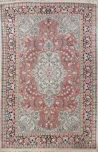 Animal Pictorial Anatolian Turkish Area Rug 4x6