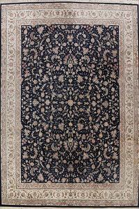Floral Sino-Persian Oriental Area Rug 12x15 Large