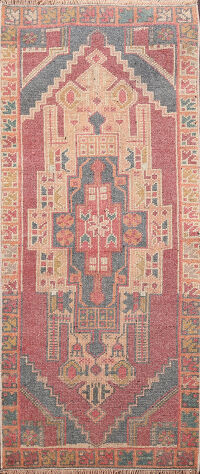 Authentic Oushak Turkish Area Rug 2x4