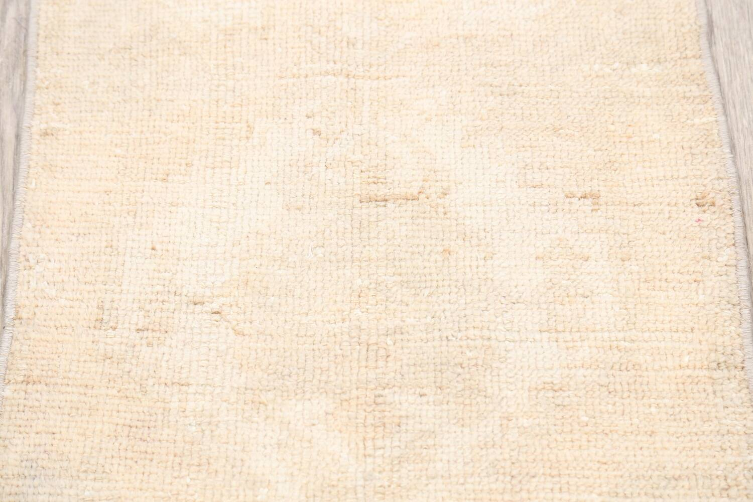 Muted Distressed Oushak Oriental Area Rug 2x3 image 4
