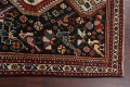 Antique Pre-1900 Tribal Bakhtiari Persian Area Rug 4x5 image 12