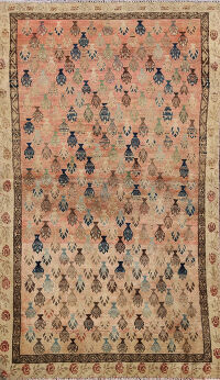 Tabriz Persian Area Rug 3x6