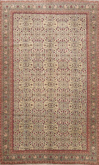 100% Vegetable Dye Anatolian Turkish Area Rug 6x10