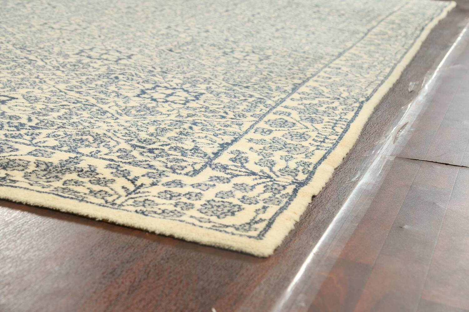 Large All-Over Oushak Oriental Area Rug 11x15 image 6