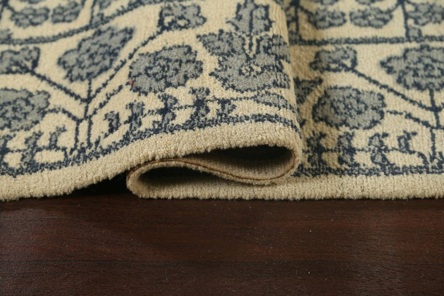Large All-Over Oushak Oriental Area Rug 11x15 image 15