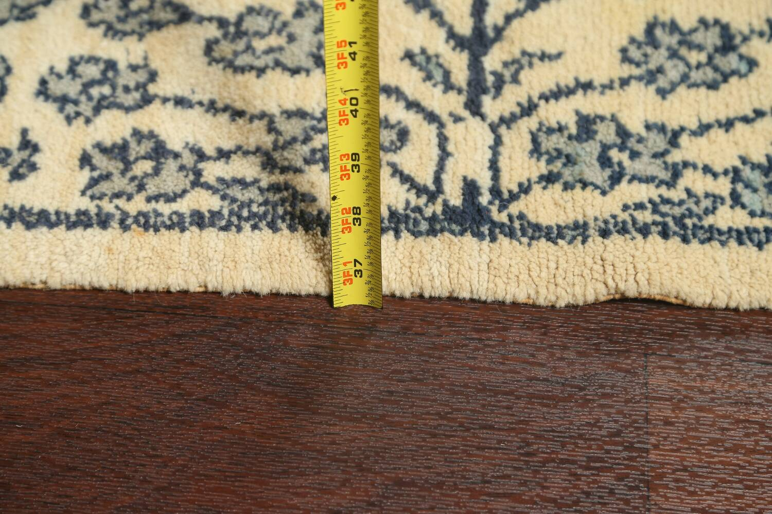 Large All-Over Oushak Oriental Area Rug 11x15 image 21