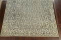 Large All-Over Oushak Oriental Area Rug 11x15 image 8