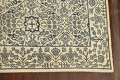 Large All-Over Oushak Oriental Area Rug 11x15 image 5