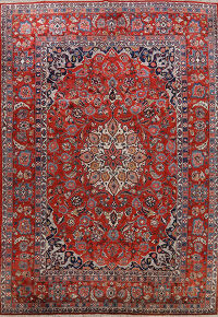 Bakhtiari 100% Vegetable Dye Persian Area Rug 10x15
