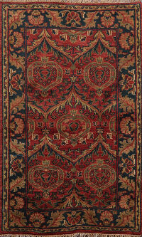 Art & Craft Oriental Area Rug 4x6