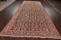 Pre-1900 Antique Malayer Persian Runner Rug 6x16 image 14