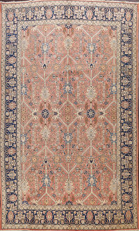 Antique Tabriz Persian Area Rug 9x13