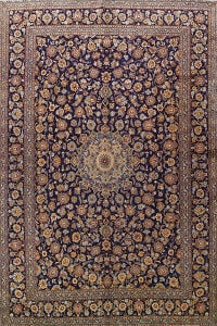 Floral Najafabad Persian Area Rug 10x13