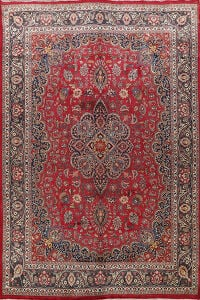Mashad Persian Area Rug 9x13