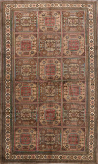 Anatolian Turkish Area Rug 7x10
