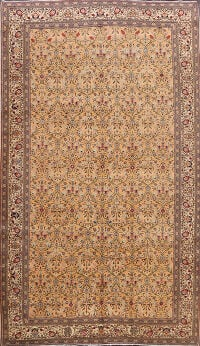 100% Vegetable Dye Anatolian Turkish Area Rug 7x9