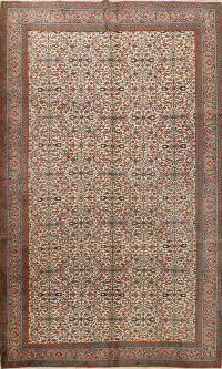 100% Vegetable Dye Anatolian Turkish Area Rug 7x10