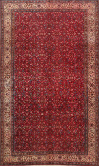 All-Over Anatolian Turkish Area Rug 6x10