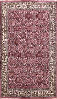 All-Over Kashan Oriental Area Rug 7x10