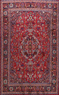 Mashad Persian Area Rug 8x11
