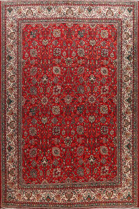 All-Over Tabriz Persian Area Rug 10x12