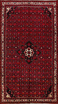Hossainabad Persian Area Rug 7x11
