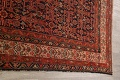 Pre-1900 Antique Malayer Vegetable Dye Persian Area Rug 5x7 image 11
